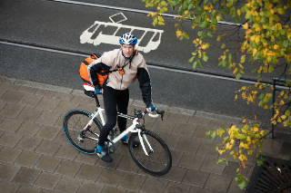Cyclist - Original