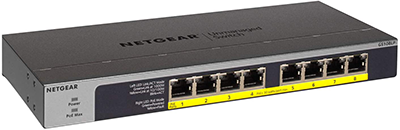 Netgear GS108LP Switch